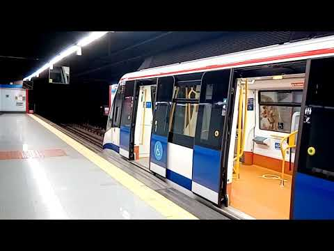 Metro de Madrid:8073 en Colombia