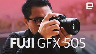 Fujifilm GFX 50S | IRL