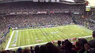 Seahawks break the guinness world record 9/15/13