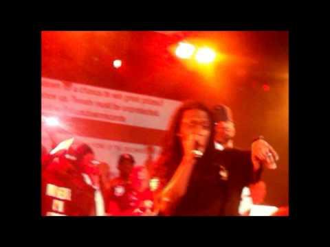 Boot Camp Clik - Leflaur Leflah Eshkoshka + Freestyle (Live N.Y Oct 2010)