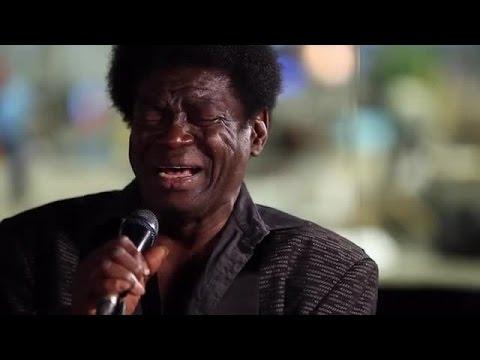 Charles Bradley performs
