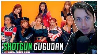 REAGINDO À Shotgun- Gugudan (구구단) Color Coded Lyrics (Han/Ro…