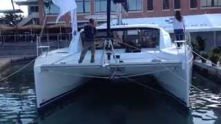 New Leopard 40 Catamaran Video Walkthrough By: Ian Van Tuyl