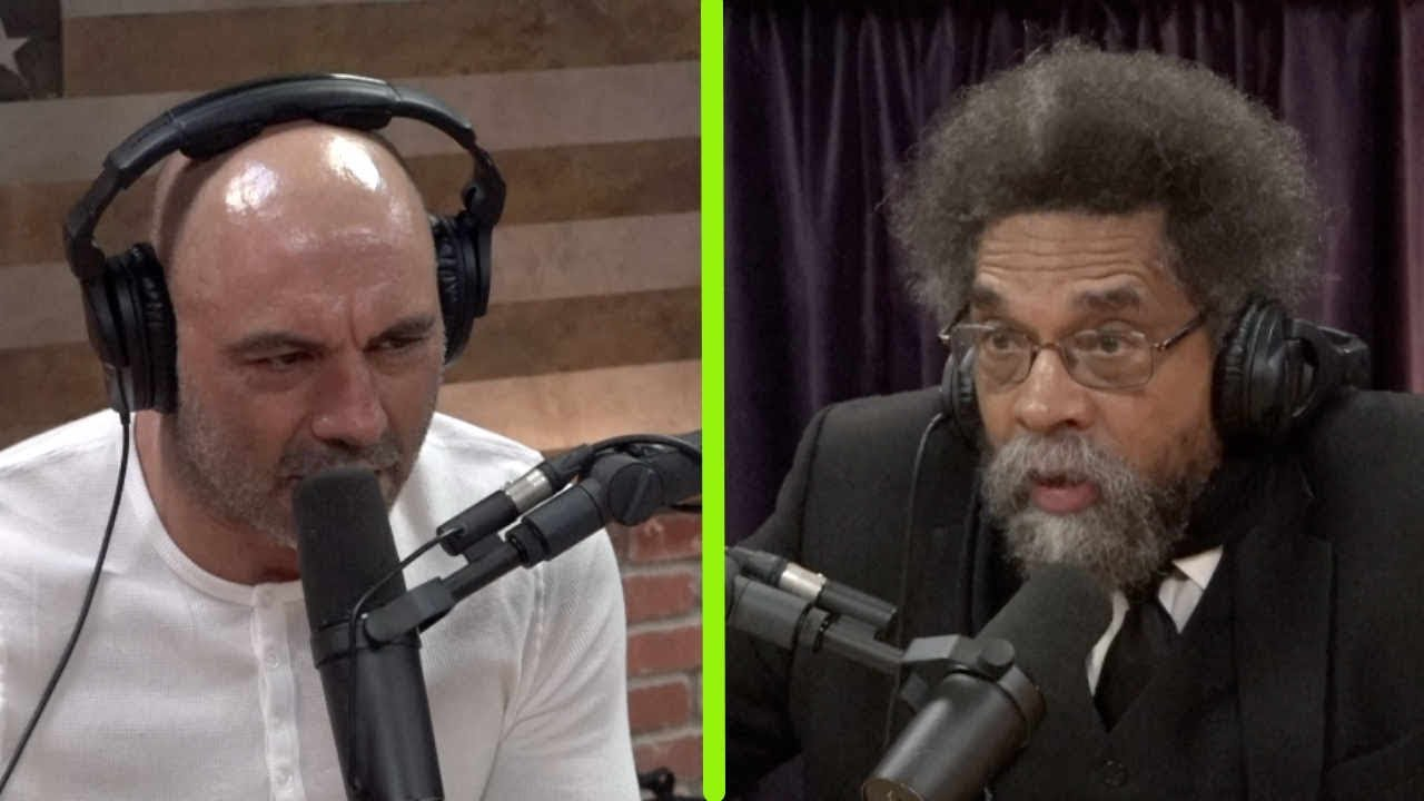 Racism Isn't Just About White Supremacy | Joe Rogan and Dr. Cornel West