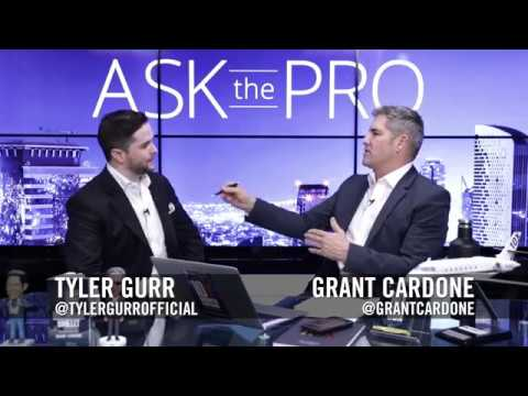 Top Secrets of Real Estate - Ask the Pro with Tyler Gurr and Grant Cardone