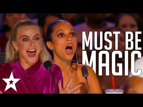 TOP 10 MAGICIAN Auditions And Performances From Got Talent 2019! | Got Talent Global