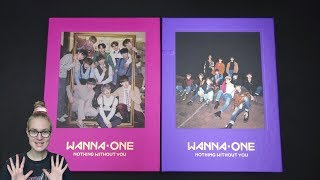 Video Unboxing Wanna One 워너원 1st Mini Album Repackage 1-1=0 (Nothing Without You) [Wanna & One Edition] download MP3, 3GP, MP4, WEBM, AVI, FLV Desember 2017