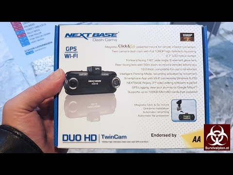 Review - Nextbase® Duo HD Dashcam