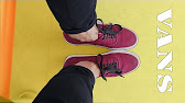 d925ff939f2637 UNBOXING Vans Authentic (Washed Canvas) Port Royale - ROCKZ - YouTube