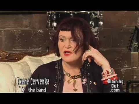 "Exene of the band ""X"" talks with Eric Blair part 3"