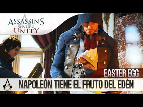 Assassin's Creed Unity | Easter Egg | Napoleón tiene el Fragmento del Edén | Secreto - Misterio