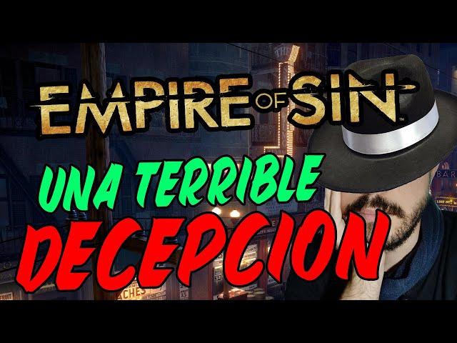 Empire of Sin ha sido una Terrible Decepción - Análisis en español