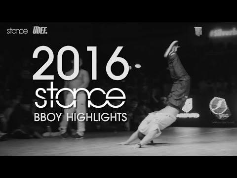2016 BBOY HIGHLIGHTS // captured by .stance