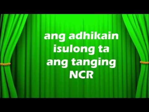 NCR HYMN (minus one)