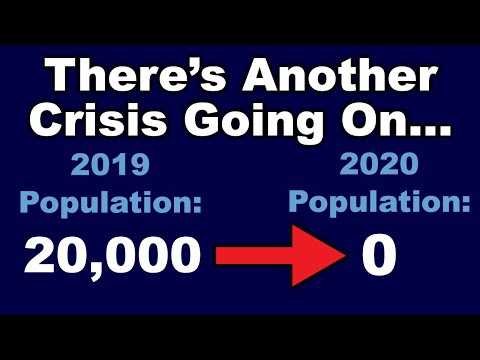 The Crisis Going On Right Now, That You Are Not Being Told About...