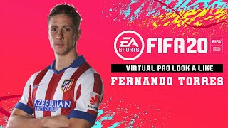 Here is how to make fernando torres in fifa 20 pro clubs. please be sure let me know what you think. i am happy take requests and will do my best ...