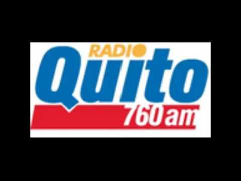 Radio Quito Homenaje a Gonzalo Benitez