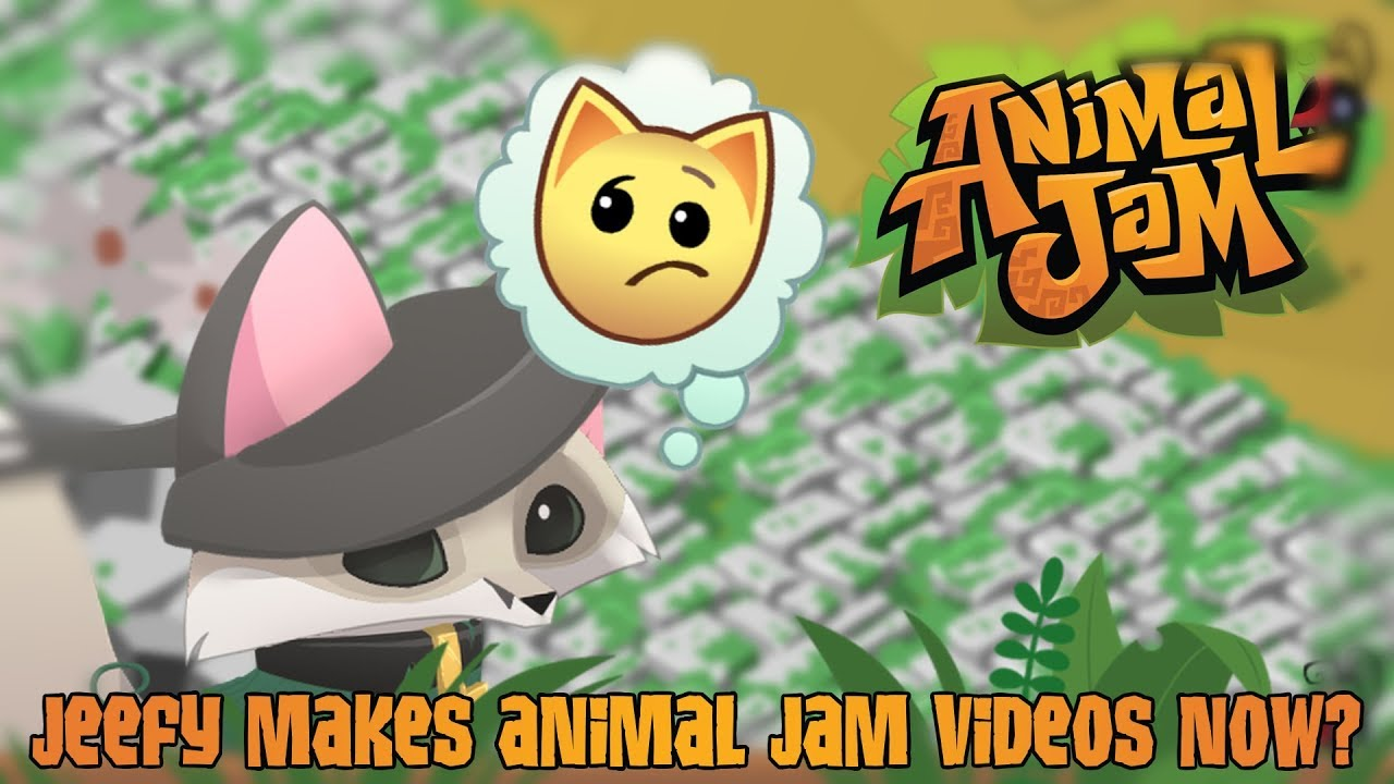 youtube animal jam videos