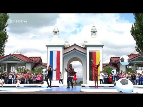 Mano Ezoh - Brand new day (ZDF-Fernsehgarten - june 19, 2016)