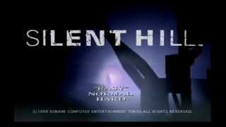 Lets Play Silent Hill - Part 1: The Harry Mason Moon Walking Experience Simulator