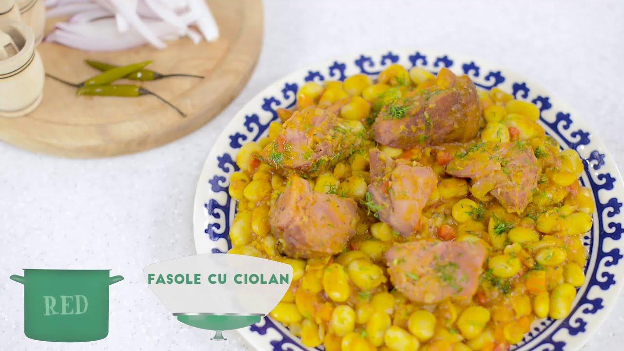 Reteta - Fasole cu ciolan, reteta traditionala | Bucataras TV