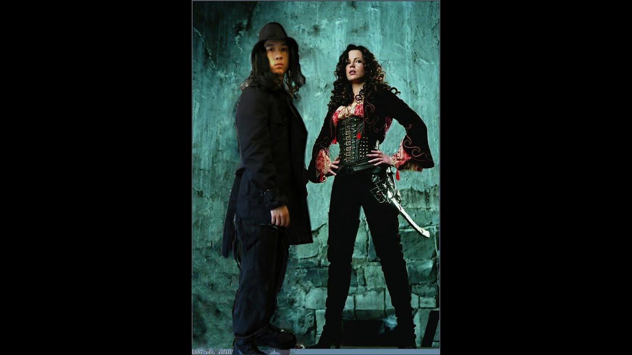 (Nerf) Van Helsing Costume DIY! - YouTube  sc 1 st  YouTube & Halloween! (Nerf) Van Helsing Costume DIY! - YouTube