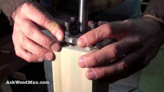 3 Of 23 • Wood Routers: How To Make A Jig To Route A Tapered Fluted Leg