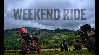 WEEKEND RIDE AROUND BANGALORE