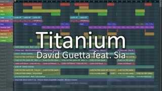 Titanium (FL Studio Instrumental Remake) with FLP and MP3 download
