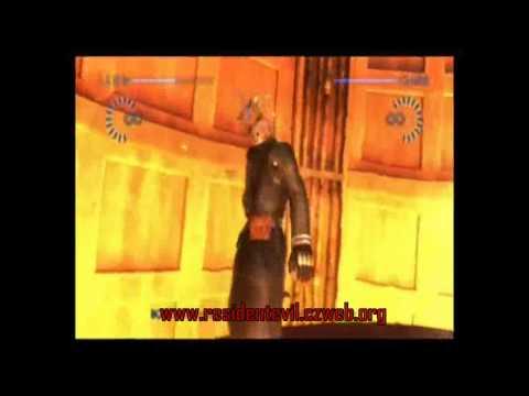 Resident Evil The Darkside Chronicles Tyrant T-103.avi