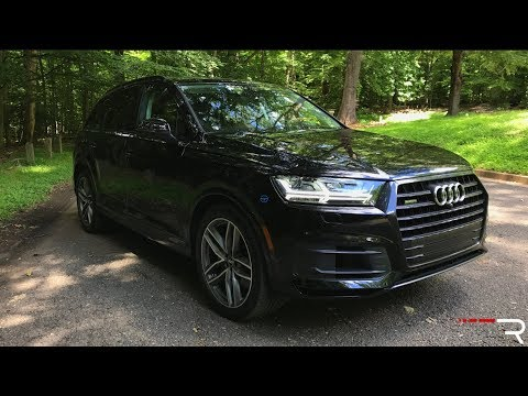 2017 Audi Q7 3.0T – Redline: Review