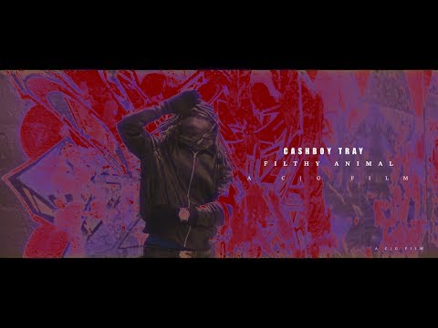 CashBoyTray - Filthy Animal Extension 4K (A C G Film Exclusive Music Video)   Shot By @ACGFilm