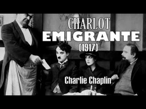 Charlot Emigrante (The Immigrant) di Charlie Chaplin