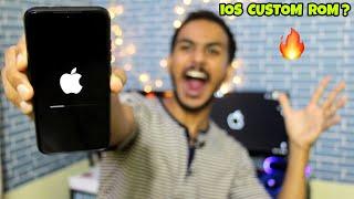 iPhone iOS Custom ROM