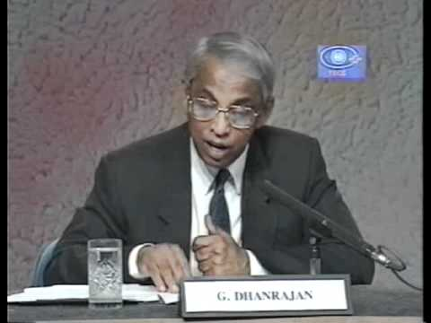 First memorial Lecture on Professor G. Ram Reddy