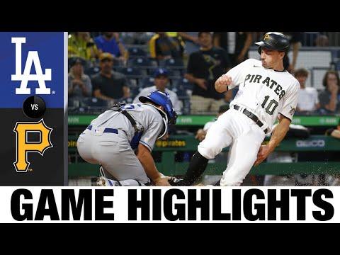 Dodgers vs. Pirates Game Highlights (6/09/21) | MLB Highlights