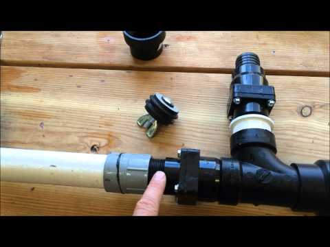 How to Build a Hand Suction Dredge