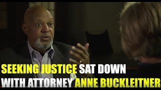 Seeking Justice with Anne Buckleitner