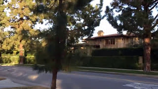 Lucille Ball Beverly Hills home; Lucy