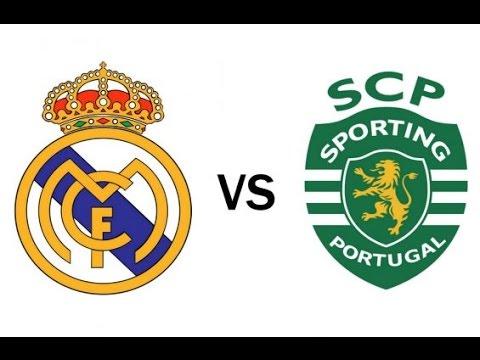 Real madrid vs Sporting live stream 2016