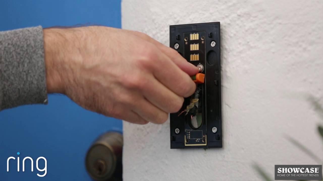 small resolution of ring doorbell hardwired install