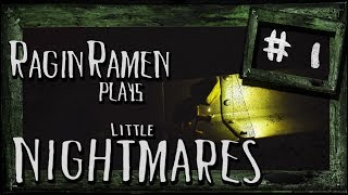 Ellie? Lilly? Six? | Little Nightmares EP 1 Lets Play