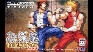 Double Dragon Advance (GBA) Playthrough (Hard)