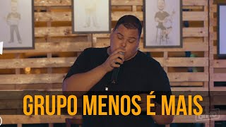 Pagode do MENOS É MAIS no Brazólia Bar