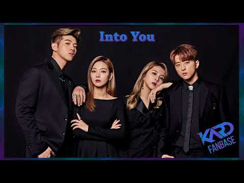 [Audio] KARD - Into You