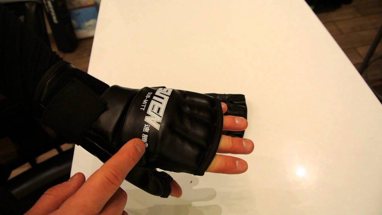 Из чего сделать боксёрские перчатки в домашних условиях 30