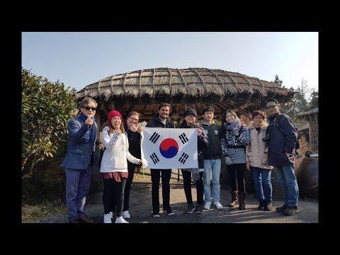 A day in Jeju Island (Best Scientific Oral presentation + Birthday bash celebration)
