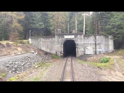 Cascade Tunnel & Scenic Sub Front View