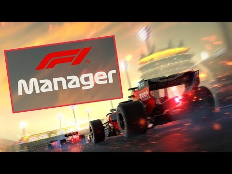 F1 MANAGER - Gameplay Walkthrough Part 1 IOS - Official Licensed F1 Manager Game