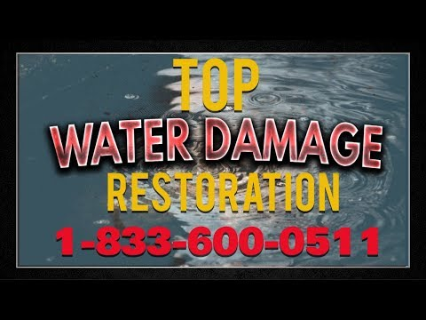 Water Damage Restoration Concord NC |  Top Flood Damage Repair Company